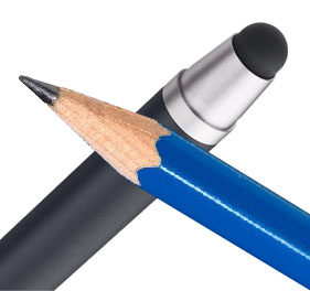 Stylet-Crayon